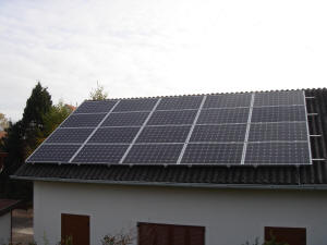 PV-Analge Geiselhofer West 4,80 kWp